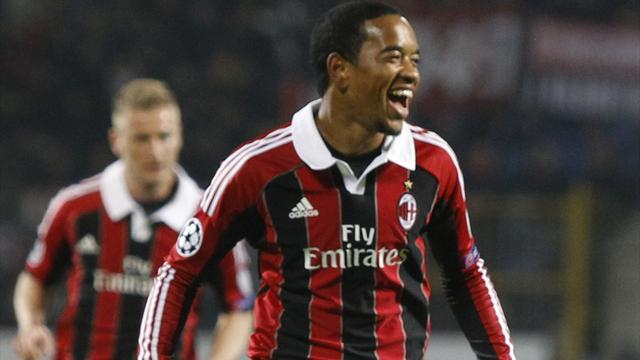 Serie A - Emanuelson playing for Milan future