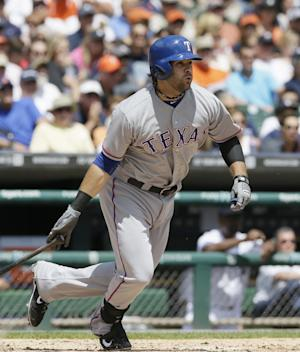 Rangers' Moreland could return sooner than planned