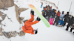 World's top skiers, snowboarders push the boundaries of free-riding with incredible stunts