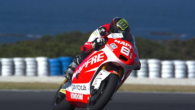 MotoGP Tests in Phillip Island - Day Two