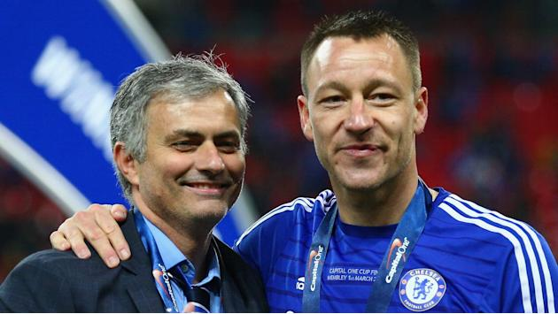 Terry Backs Mourinho To Succeed At United