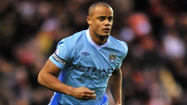 Premier League - Kompany injury setback for Manchester City
