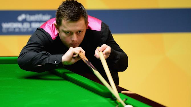 Snooker - Allen shocks Selby to set up meeting with Bingham