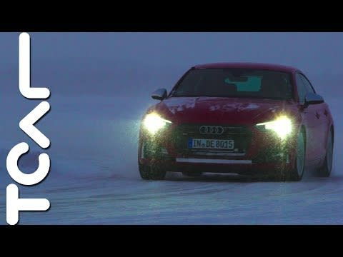 Audi Ice Driving Experience 嚴寒芬蘭駕訓體驗 - TCAR