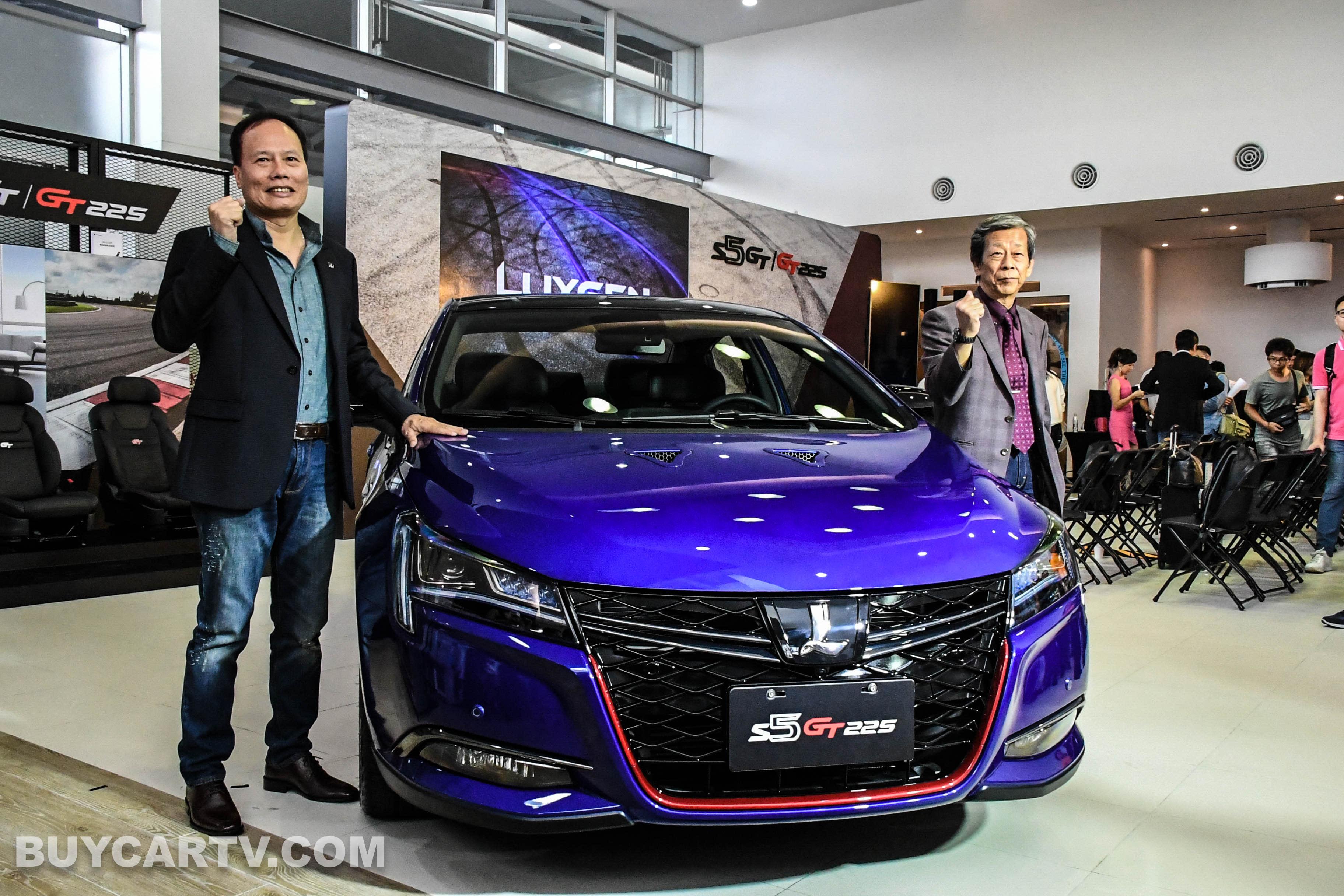 生於賽道!智慧國產跑房 Luxgen S5 GT/GT225 新車上市