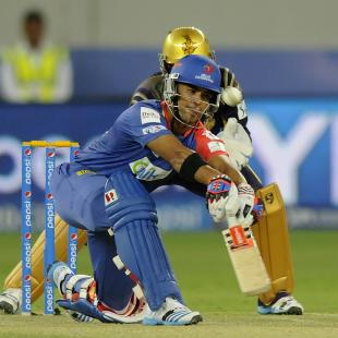 Duminy steals first win for Delhi