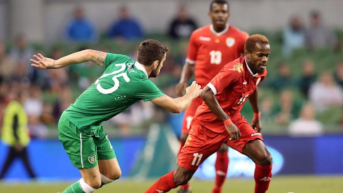 International friendlies - Ireland prepare for Euro 2016 campaign with Oman win