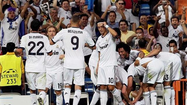 Champions League - El Madrid anula al City con magia y mucha rabia