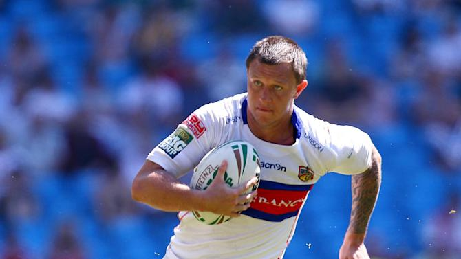 Rugby League - Tim Smith Filer
