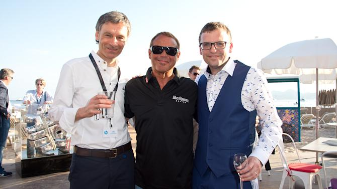 """""""Steve McQueen: The Man & Le Mans"""" Party - The 68th Annual Cannes Film Festival"""