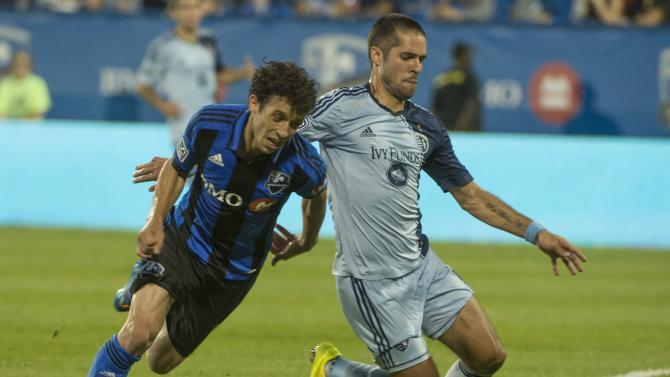 Feilhaber's goal lifts Sporting KC over Crew 2-1