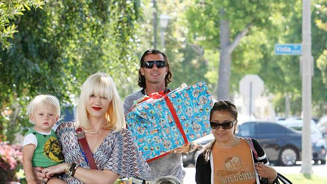 Stefani Rossdale Fathers Day