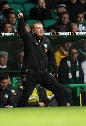 Neil Lennon can look ahead to Celtic's weekend clash with Motherwell after victory over Raith