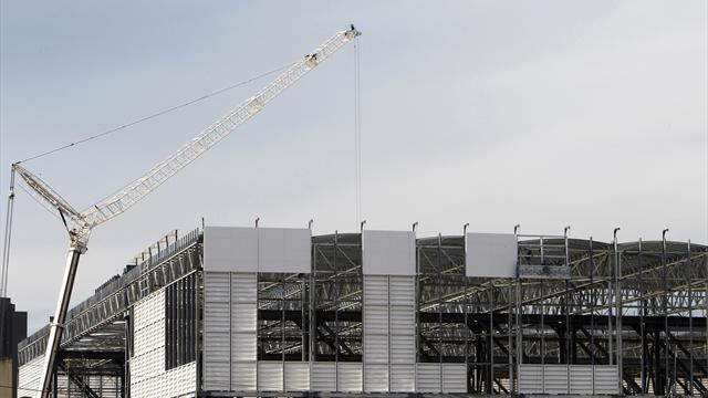 World Cup - More doubts raised over Curitiba stadium as deadline nears
