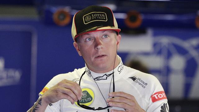 Formula 1 - Raikkonen to seek back pain treatment