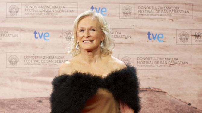 Glenn Close Lftm Achv Awd