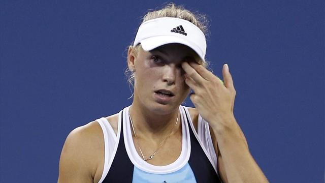 Australian Open - Wozniacki pulls out of Brisbane warm-up with injury