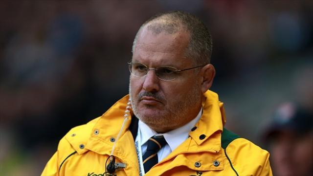 Rugby - Australia name trio of uncapped locks for France