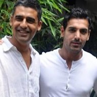 John Abraham's Brother Isn't Interested In Doing Films!