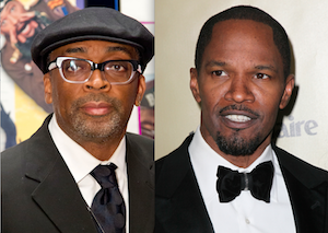 Jamie Foxx Calls Spike Lee 'Irresponsible' for Criticizing Quentin Tarantino