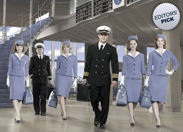 "The cast of ""Pan Am"" (Bob D'Amico/ABC)"