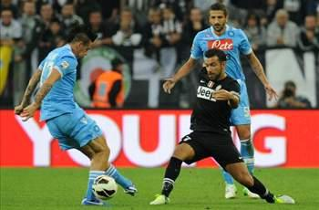 Napoli 1-1 Juventus: Scudetto showdown ends all square