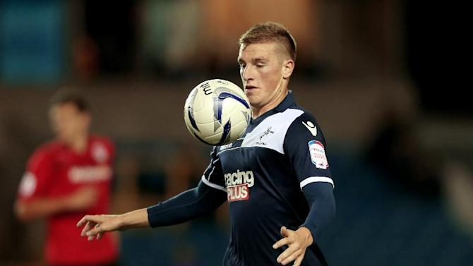 Chris Wood has netted seven times for Millwall so far