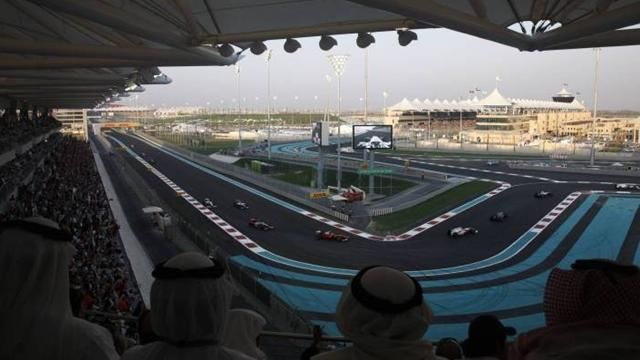 GP2 - Yas Marina to end 11-round GP2 season