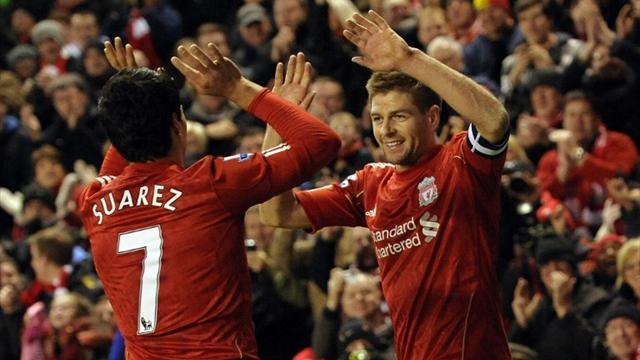 Premier League - QPR v Liverpool: LIVE