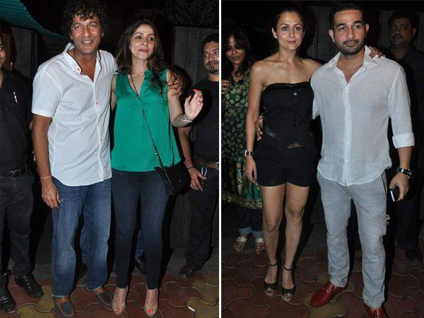 Celeb Spotting: B-Town Couples at a Birthday Party