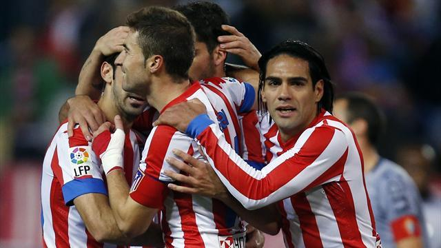 Liga - Atletico's title credentials getting stronger every week