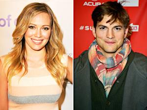 Hilary Duff Set to Play Love Interest for Ashton Kutcher on Two and a Half Men Finale