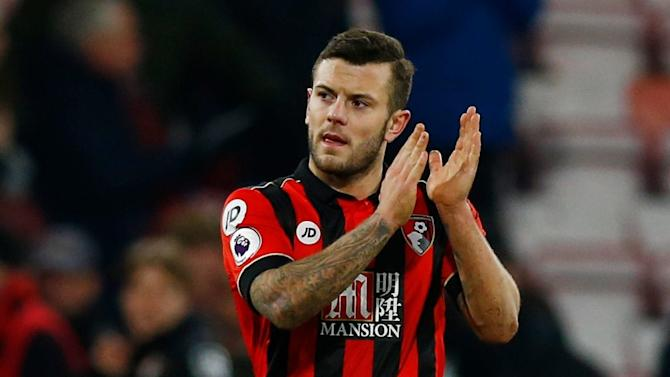 Arsenal transfer news and rumours: 'Jack Wilshere unsure of his future as AC Milan keep tabs on midfielder'