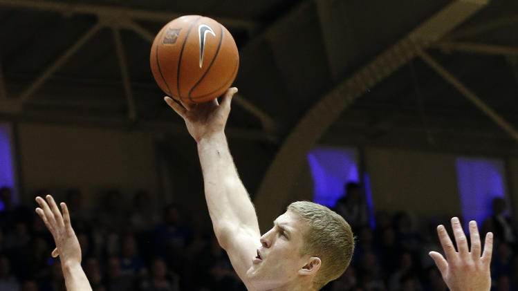 NBA Draft Plumlee Basketball