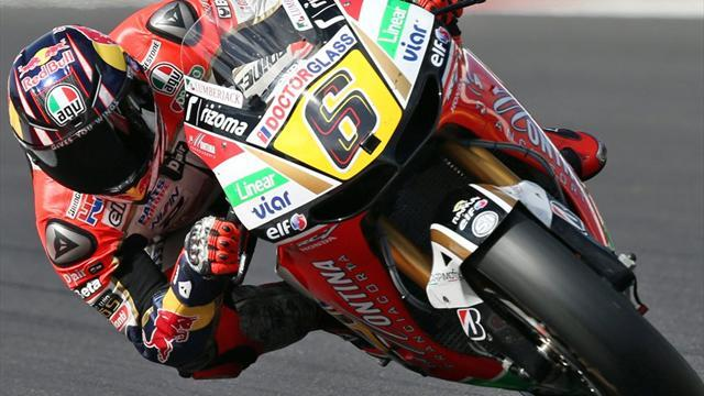 Motorcycling - Bradl undergoes ankle surgery