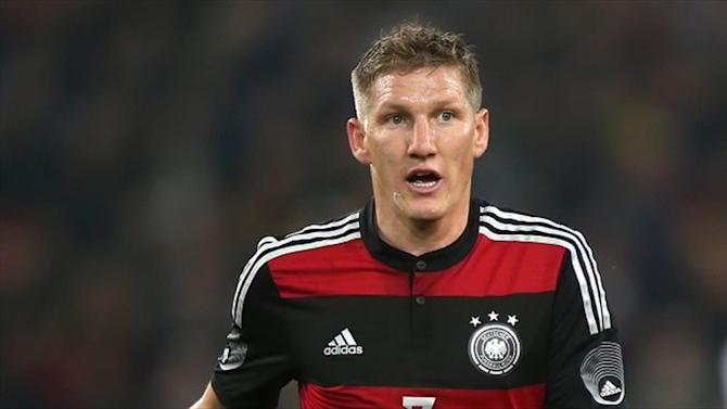 World Cup - Schweinsteiger airlifted to hospital, no concerns over fitness