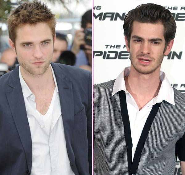 Andrew Garfield Vs. Robert Pattinson — Andrew Disses Rob In New Feud
