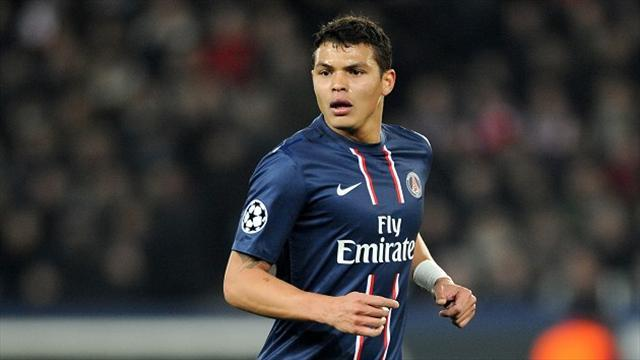 Ligue 1 - PSG close door on Thiago Silva move to Barcelona