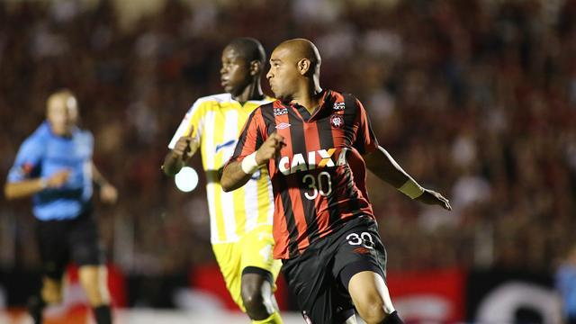 South American Football - Adriano leaves Paranaense after three appearances