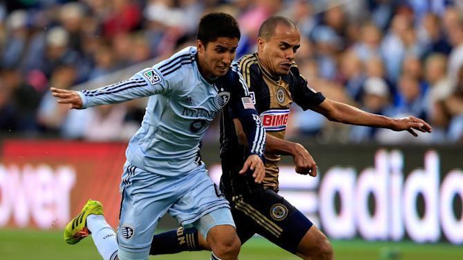 Philadelphia Union v Sporting Kansas City