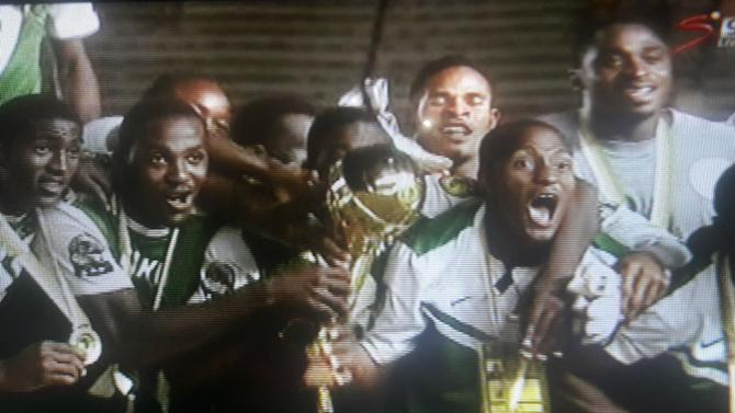 Nigeria U23 2-1 Algeria U23: Dream Team VI are African champions