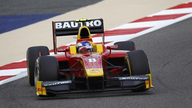GP2 - Leimer fastest in wet GP2 practice