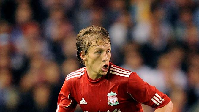 Lucas Leiva has been out since last November