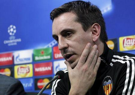 Football Soccer - Valencia vs Olympique Lyon - Champions League Group stage - Group H, Valencia