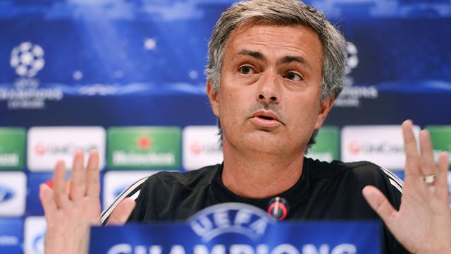 Champions League - Mourinho: Dortmund draw 'no drama'