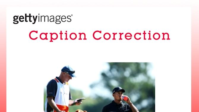 CAPTION CORRECTION:   THE PLAYERS Championship - Round Two