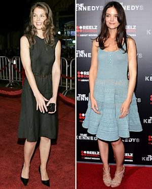 How Katie Holmes Changed During Tom Cruise Marriage