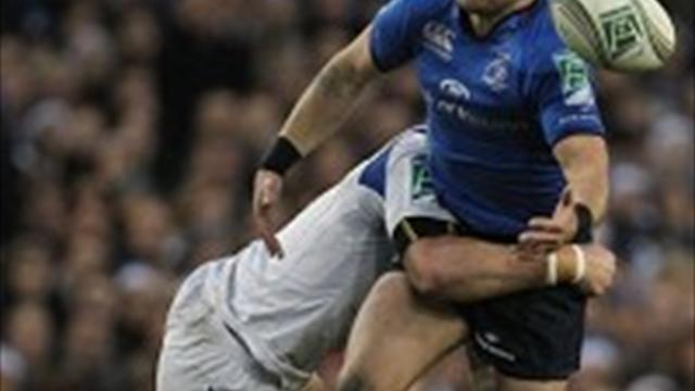 Rugby - Leinster back to winning ways