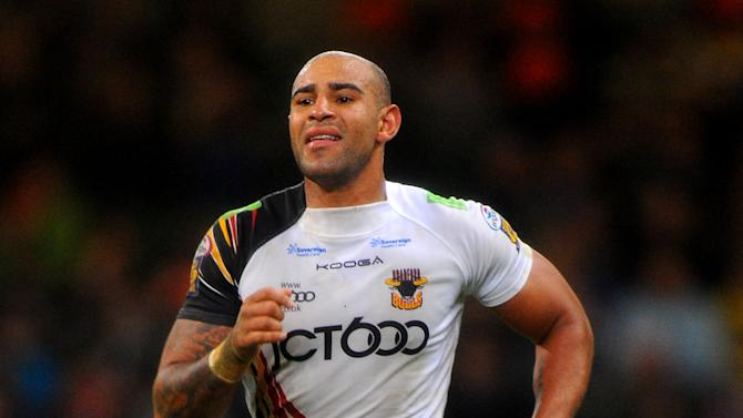 Rugby League - Chev Walker File Photo