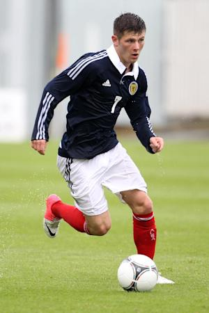 Matthew Kennedy has made the move from Kilmarnock to Everton